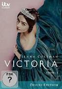 Cover-Bild zu Victoria - Staffel 1 von Jenna Coleman (Schausp.)