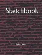Cover-Bild zu Sketchbook von Hughes, Sandra