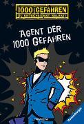 Cover-Bild zu Agent der 1000 Gefahren von Lenk, Fabian