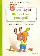 Cover-Bild zu Lenni Langohr - Kleiner Hase ganz groß von Kuhrmann, Andrea