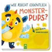 Cover-Bild zu Wie riecht eigentlich Monsterpups? von Buch, Anna-Gundel