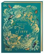 Cover-Bild zu Wundervolle Welt der Tiere von Hoare, Ben