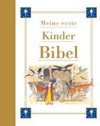 Cover-Bild zu Meine erste Kinderbibel