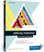 Cover-Bild zu Affinity Publisher von Walter, Georg