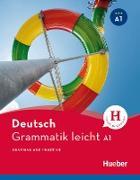 Cover-Bild zu Brüseke, Rolf: Grammatik leicht A1 (eBook)