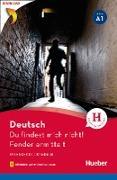 Cover-Bild zu Luger, Urs: Du findest mich nicht! (eBook)