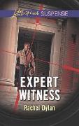 Cover-Bild zu Expert Witness (eBook) von Dylan, Rachel