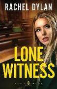 Cover-Bild zu Lone Witness von Dylan, Rachel