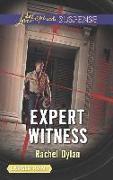 Cover-Bild zu Expert Witness von Dylan, Rachel