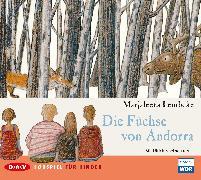 Cover-Bild zu Die Füchse von Andorra (Audio Download) von Lembcke, Marjaleena