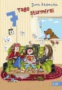 Cover-Bild zu 7 Tage sturmfrei von Kliebenstein, Juma
