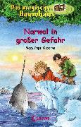Cover-Bild zu Das magische Baumhaus 57 - Narwal in großer Gefahr (eBook) von Osborne, Mary Pope