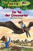 Cover-Bild zu Das magische Baumhaus 1 - Im Tal der Dinosaurier von Pope Osborne, Mary