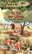 Cover-Bild zu Das magische Baumhaus 11 - Im Tal der Löwen von Pope Osborne, Mary