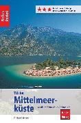 Cover-Bild zu Nelles Pocket Reiseführer Türkei - Mittelmeerküste (eBook) von Bergmann, Jürgen