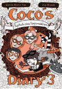 Cover-Bild zu Coco`s Diary 3 - Tagebuch eines Vampirmädchens von Pum, G.M.