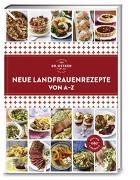 Cover-Bild zu Neue Landfrauenrezepte von A-Z