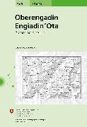 Cover-Bild zu Oberengadin, Engiadin'Ota. 1:50'000