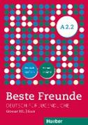 Cover-Bild zu Beste Freunde A2/2 (eBook) von Verlag, Hueber (Hrsg.)