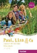 Cover-Bild zu Paul, Lisa & Co A1/1 - Arbeitsbuch von Bovermann, Monika