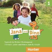 Cover-Bild zu Jana und Dino 1 von Georgiakaki, Manuela