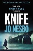 Cover-Bild zu Knife (eBook) von Nesbo, Jo