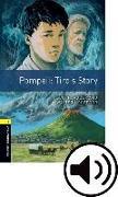 Cover-Bild zu Oxford Bookworms Library: Level 1:: Pompeii: Tiro's Story Audio Pack von Lauder, Scott