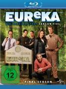 Cover-Bild zu EUReKA - Season 5 von Jordan Hinson (Schausp.)