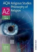 Cover-Bild zu AQA Religious Studies A2: Philosophy of Religion von Jordan, Anne