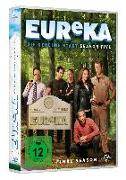 Cover-Bild zu Eureka Season 5 von Jordan Hinson (Schausp.)