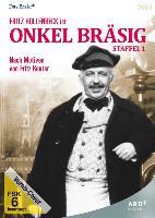 Cover-Bild zu Onkel Bräsig von Loewe, Elke