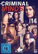 Cover-Bild zu Criminal Minds -14. Staffel von Kershaw, Glenn (Reg.)