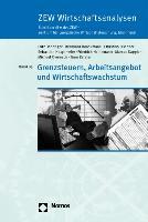 Cover-Bild zu Grenzsteuern, Arbeitsangebot und Wirtschaftswachstum von Böhringer, Fritz