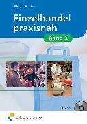 Cover-Bild zu Einzelhandel praxisnah 02 von Birk, Fritz