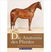 Cover-Bild zu Die Anatomie des Pferdes von Fritz, Christina