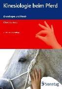 Cover-Bild zu Kinesiologie beim Pferd von Fritz, Christina