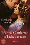 Cover-Bild zu Wenn ein Gentleman in Liebe entbrennt von Laurens, Stephanie