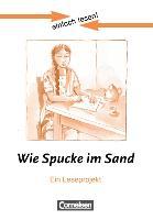 Cover-Bild zu Einfach lesen! 3. Klaus Kordon: Wie Spucke im Sand. Leseprojekte. Arbeitsbuch mit Lösungen von Witzmann, Cornelia