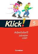 Cover-Bild zu Klick! Deutsch. 5. Schuljahr. Lesen. Arbeitsheft. Westliche Bundesländer von Bielert, Susanne