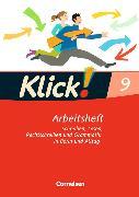 Cover-Bild zu Klick! Deutsch 9. Schuljahr. Arbeitsheft mit Lösungen von Böhme, Marion