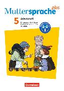 Cover-Bild zu Muttersprache plus 5. Schuljahr. Zur Allgemeinen Ausgabe. Neue Ausgabe. Arbeitsheft mit Lösungen von Böhme, Marion