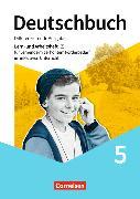 Cover-Bild zu Deutschbuch 5. Schuljahr. Differenzierende Ausgabe - ab 2020. Lern- und Arbeitsheft für Lernende mit erhöhtem Förderbedarf im inklusiven Unterricht von Brabender, Angela