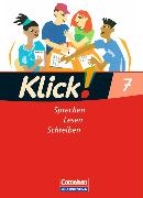 Cover-Bild zu Klick! Deutsch 7. Schuljahr. Schülerbuch von Bähnk, Nina
