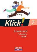 Cover-Bild zu Klick! Deutsch 7. Schuljahr. Arbeitsheft von Huck, Heike