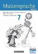 Cover-Bild zu Muttersprache plus 7. Schuljahr. Kopiervorlagen / CD-ROM von Greisbach, Michaela