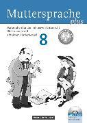 Cover-Bild zu Muttersprache plus 8. Schuljahr. Kopiervorlagen mit CD-ROM von Klassmann, Gabriele