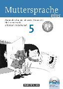 Cover-Bild zu Muttersprache plus 5. Schuljahr. Allgemeine Ausgabe. Kopiervorlagen. Lehrermaterialien mit CD-ROM von Greisbach, Michaela