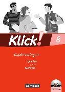 Cover-Bild zu Klick! Deutsch 8. Schuljahr. Kopiervorlagen von Angel, Margret