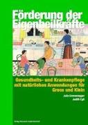 Cover-Bild zu Förderung der Eigenheilkräfte von Emmenegger, Julia