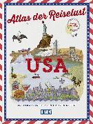 Cover-Bild zu DuMont Bildband Atlas der Reiselust USA